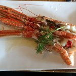 Langoustines. Done to perfection.