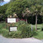 Franchis Holiday Park entrance