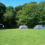 Tents only field