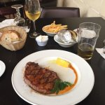 Very nice Place with realy good Steaks. It's even okay for vegetarian People, because the have a