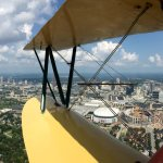 Atlanta From our Biplane