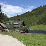 Forellenhof mit Bodensee