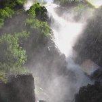 Im Wasserfall