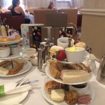 Afternoon Tea at The Palm Court Hotel