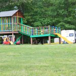 Small Country Campground Foto