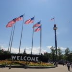 Six flags Chicago area