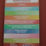 Guia de Exposiciones en el Palacete Provincial.
