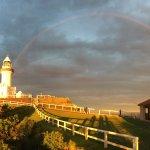 Foto de Cape Byron Lighthouse Cafe