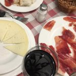 JAMON & QUESO MANCHEGO