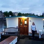 Photo de Amsterdam Hotelboat