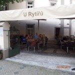 Foto de Hotel U Rytire