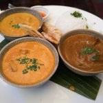Triple Indian Curry