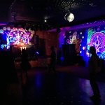 Great night club and dance floor downstairs.