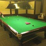 Snooker Tisch (100 Yen pro Stunde)