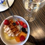 Sonntagsfrühstück mit perfektem Service am Tisch