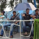 enjoyed a lot with my friends . grate advanture