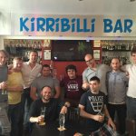The Kirribilli bar, where it all... goes down