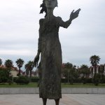 monumento a la madre del emigrate