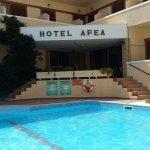 Hotel Afea Foto