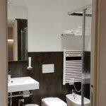 bagno/bathroom superior room