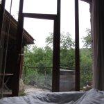 Vue du lit chambre pech merle