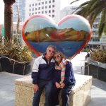 Taken in Sanfransico were we left our hearts