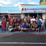 Groupe changez d'R de Madagascar avec l'équipe Divers'Ocean