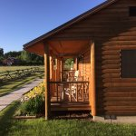 Foto de Elijah's Rest Cabins & Breakfast