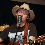 every wednesday open mic host Allen Christie