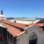 It was a very nice stay with a magnificient view of Lisbon. It was a authentic cosy hotel, the s