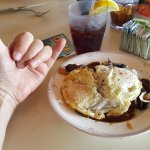 Loco Moco, Hearty, filling and tasty. A local favorite.