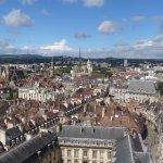 Dijon - vue depuis la Tour Philippe Le Bon