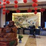 Foto de Jiuhuashan Center Hotel