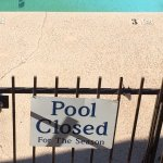 "Pool Closed ""for the season"" June IS the season to have it open!"