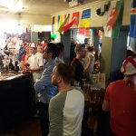 England v Wales great atmosphere
