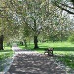 Bourne War Memorial Gardens