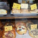 Brioche and pastries