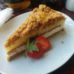 Rustic Lemon & Ginger Cake