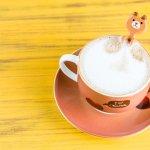 Capuchino, mocachino, americano y otras preparaciones de café, ricos y divertidos.