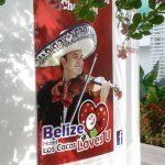 They make travellers from Belize feel very welcome! Great idea!