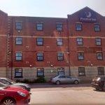 Premier Inn Manchester Salford Quays Hotel Foto