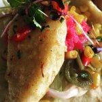 The best Seafood tacos in Melbourne - Grilled snapper fillet, Grilled prawns or Tempura flat hea