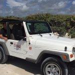 Great jeep rental!