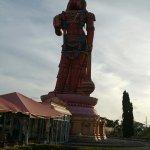 Photo of Dattatreya Temple and Hanuman Statue