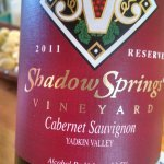 Shadow Springs Vineyard ภาพถ่าย