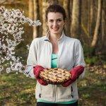 Pie is ready!