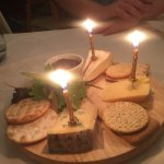 Birthday Cheese Board