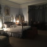William by lamplight - cosy and classy :-)