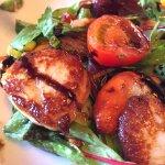 Succulent & sweet scallops