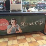 Foto van Stonie's Restaurant & Coffee Lounge